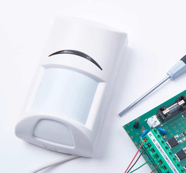 différents types de détecteurs de mouvement à Rambouillet